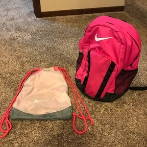 Set of Nike Bags
